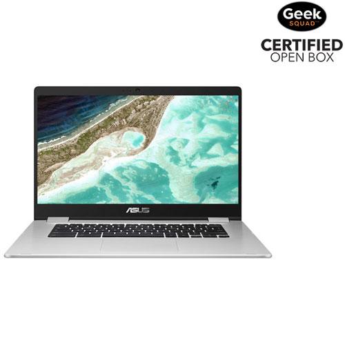 Chromebook tactile 15,6 po C523 d'ASUS - BO