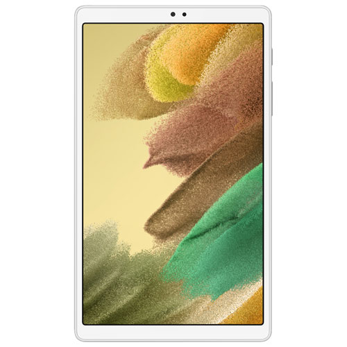 """Samsung Galaxy Tab A7 Lite 8.7"""" 32GB Android Tablet with MediaTek MT8768T 8-Core Processor - Silver"""