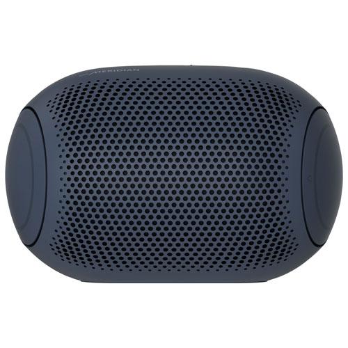 LG XBOOM Go PL2 Splashproof Bluetooth Wireless Speaker - Black