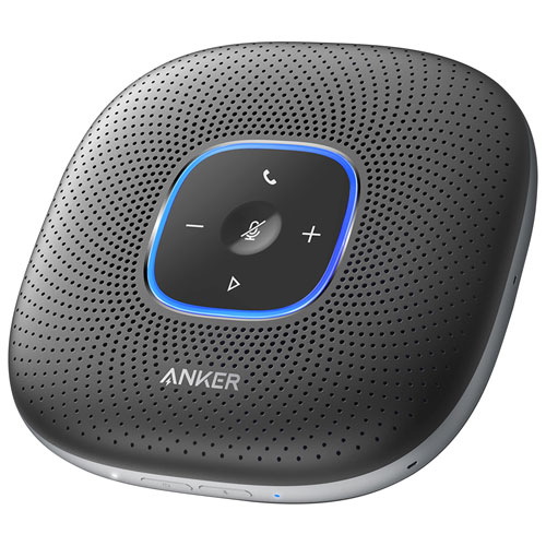 Anker PowerConf Bluetooth Speakerphone - Black