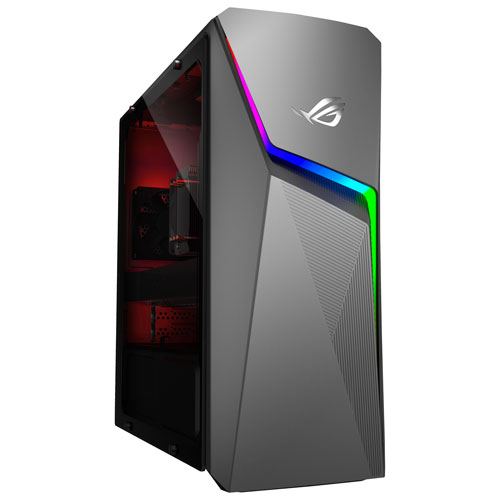 ASUS ROG Strix G10DK Gaming PC - Grey