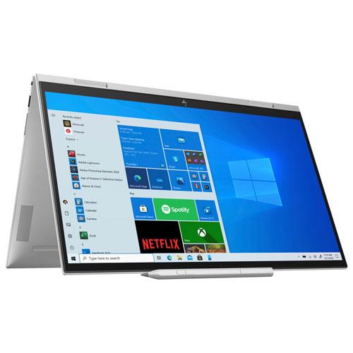 "HP ENVY x360 15.6"" Touchscreen 2-in-1 Laptop - Silver"