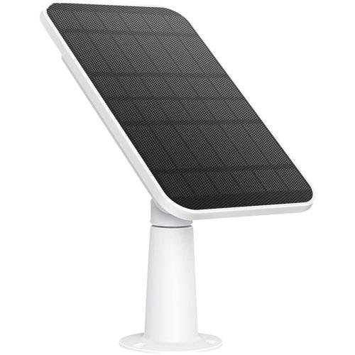 Panneau solaire pour caméras de surveillance eufyCam d'eufy - Blanc