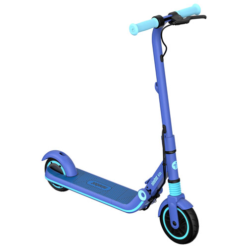 Trottinette électrique Ninebot eKickScooter E8 de Segway - Bleu