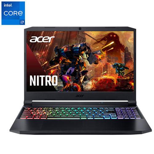 """Acer Nitro 5 15.6"""" Gaming Laptop - Black"""
