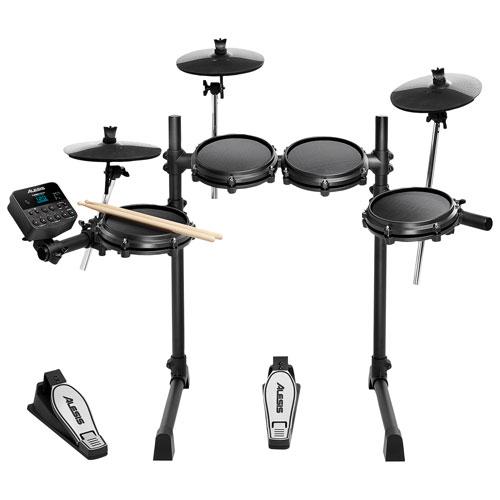 Alesis Turbo Mesh Electronic Drum Kit - Black
