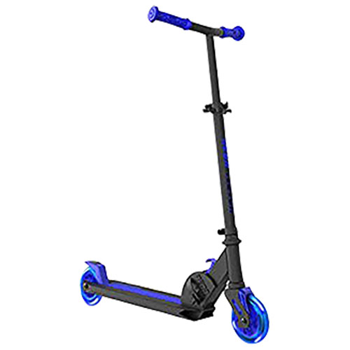 Yvolution Neon Vector Foldable Scooter - Blue
