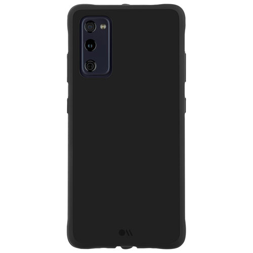 Case-Mate Tough Black Fitted Hard Shell Case for Galaxy S20 FE 5G - Black