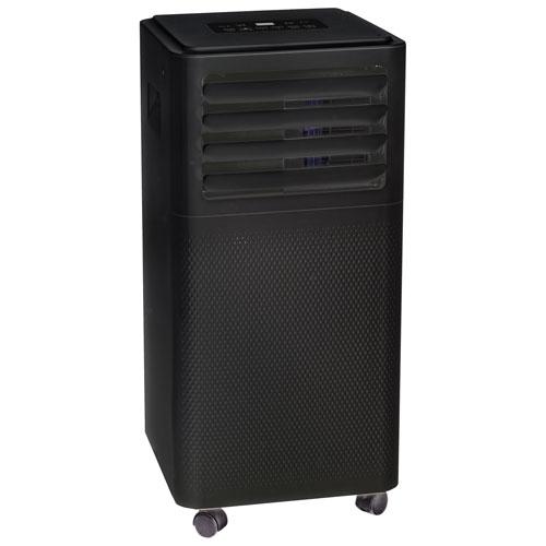 Climatiseur 3-en-1 portatif de Danby - 7500 BTU - Noir