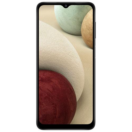 Samsung Galaxy A12 32GB - Black - Unlocked