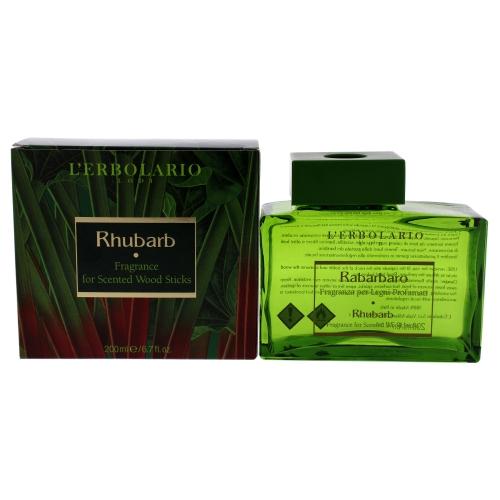 Fragrance Rhubarb Diffuser par LEbolario pour unisexe - 6,7 oz de parfum d'ambiance