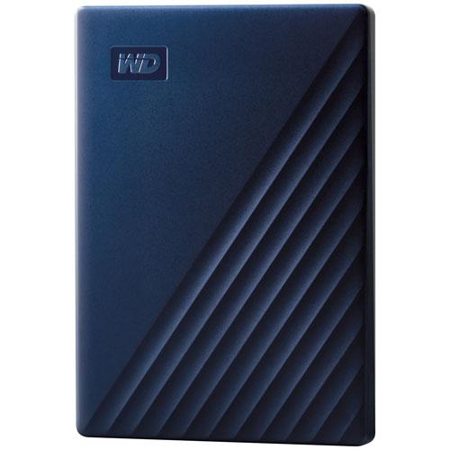 Disque dur externe portatif USB 3.0 de 2 To de WD pour Chromebook - Noir
