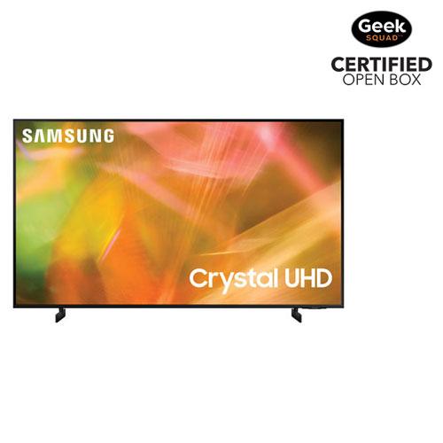 "Samsung 43"" 4K UHD HDR LED Tizen Smart TV - 2021 - Open Box"