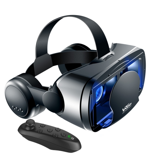 VR Headset,3D VR Glasses,VR Goggles -Compatible for Samsung Galaxy, Huawei, Google, Moto & All Android Smartphone 5,0-7,0inches & Adjustable Eye Care