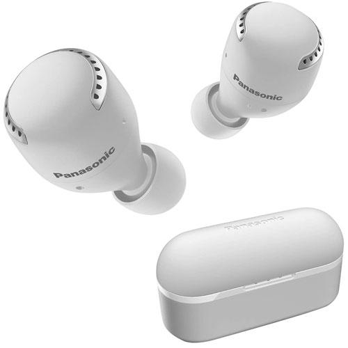 Panasonic RZ-S500W In-Ear Noise Cancelling Truly Wireless Headphones - White