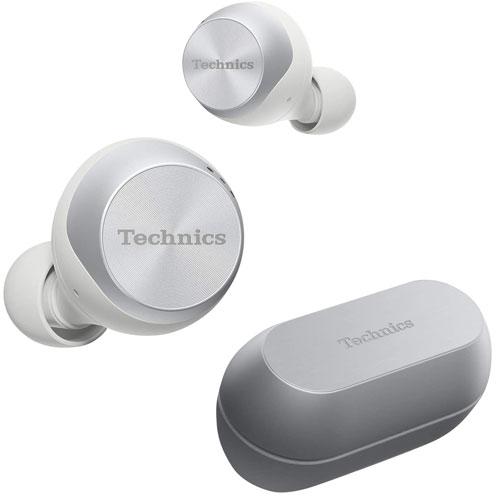 Technics EAH-AZ70W In-Ear Noise Cancelling Truly Wireless Headphones - Silver