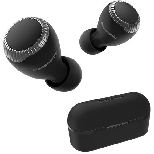 Panasonic RZ-S300W In-Ear Sound Isolating Truly Wireless Headphones - Black