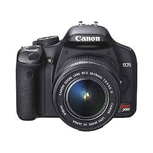 Canon EOS Rebel Xsi 12.2MP Digital SLR Camera with 18-55 IS Lens Kit - Refurbished