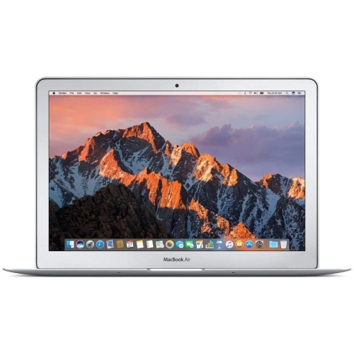 Apple 13in MacBook Air 1.8GHz Core i5 CPU, 8GB RAM, 256GB SSD, Silver, MQD42LL/A – Certified Refurbished 9/10 Condition