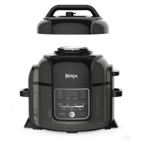 Ninja Foodi 8-in-1 Pressure Cooker - 6.5QT - Certified Refurbished