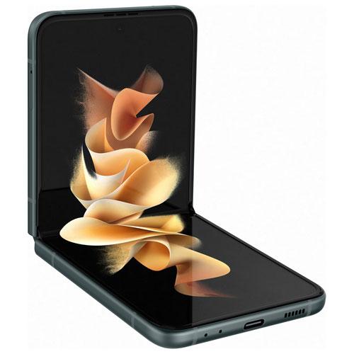 Samsung Galaxy Z Flip3 5G 128GB - Green - Unlocked