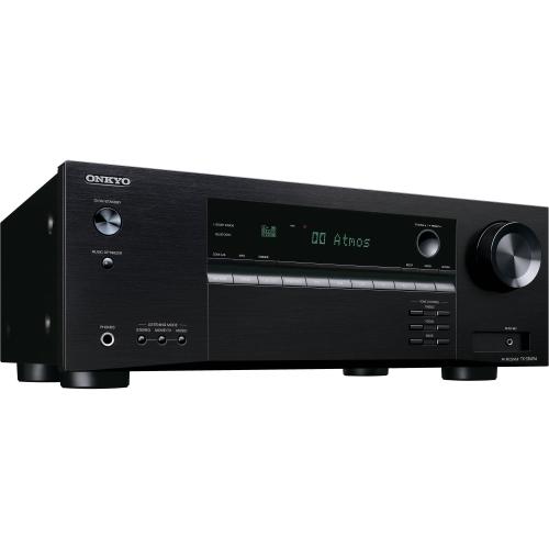 Onkyo TX-SR494 7.2-Channel A/V Receiver BLACK - Open Box