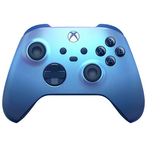 Manette de jeu sans fil pour Xbox - Aqua Shift