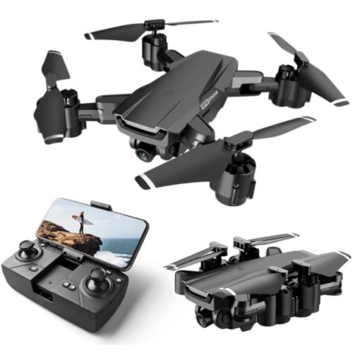 Drones avec caméra 4K, transmission en temps réel Wifi Fpv 5g, selfie gestuel, maintien de l'altitude, drone quadrirotor pliable pour adultes, enfant