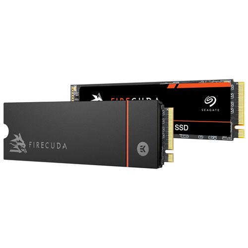 Seagate FireCuda 530 Heatsink 1TB NVMe PCI-e Internal Hard Drive