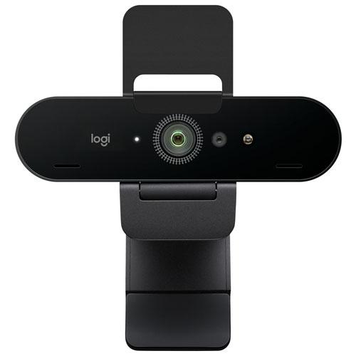 Logitech BRIO 4K UHD Pro Webcam