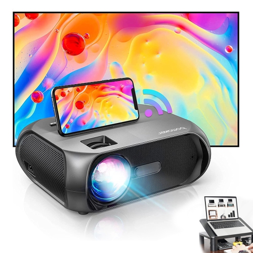 """BOMAKER WiFi Mini Projector