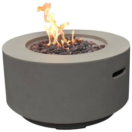 Modeno Waterford Freestanding Natural Gas Fire Pit - 40000 BTU