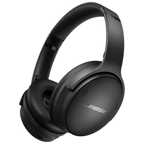 Casque d'écoute Bluetooth à suppression du bruit QuietComfort 45 de Bose - Noir triple
