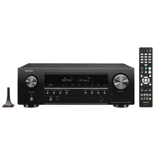 Denon AVR-S650H 5.2 Channel 4K Ultra HD Network AV Receiver - Refurbished