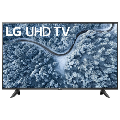 "LG 43"" 4K UHD HDR LED webOS Smart TV Smart TV - 2021"