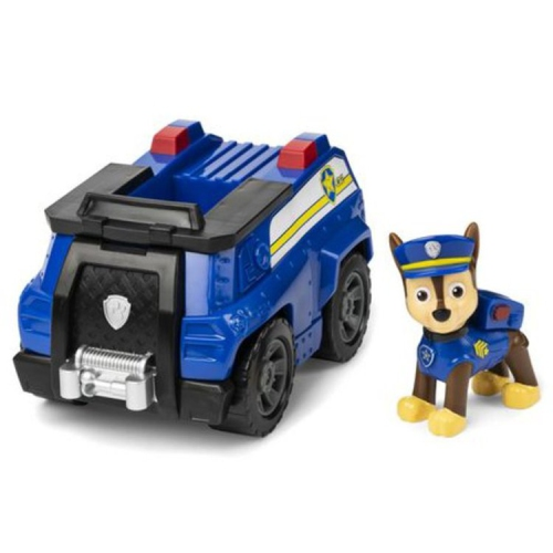 Paw Patrol Basic Vehicle With Pup Toy