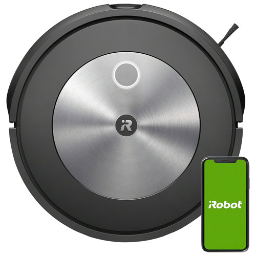 Aspirateur robot connecté Wi-Fi Roomba j7 d'iRobot