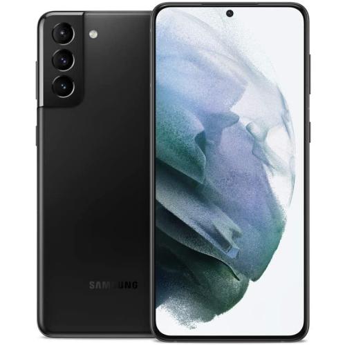 Samsung Galaxy S21+ 5G 128GB Factory Unlocked - Phantom Black- International Version w/Seller Provided Warranty