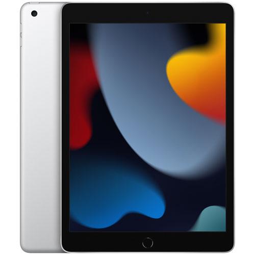 iPad 10,2 po 256 Go avec Wi-Fi d'Apple - Argenté