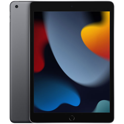 """Apple iPad 10.2"""" 64GB with Wi-Fi - Space Grey"""