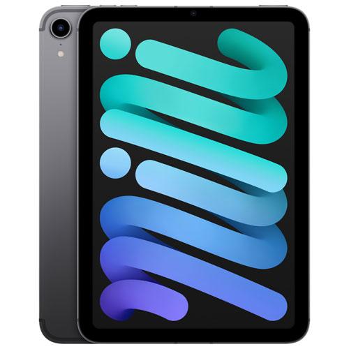 """Apple iPad mini 8.3"""" 256GB with Wi-Fi & 5G - Space Grey"""
