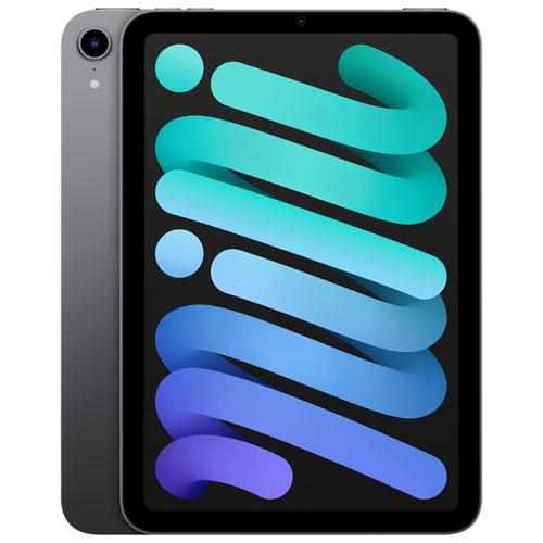 iPad mini 8,3 po 64 Go avec Wi-Fi d'Apple - Gris cosmique