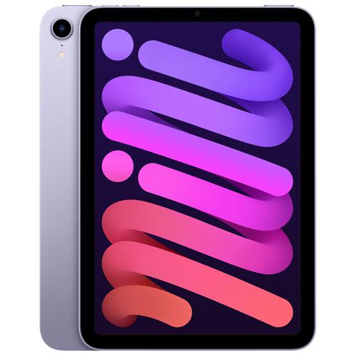 """Apple iPad mini 8.3"""" 256GB with Wi-Fi - Purple"""