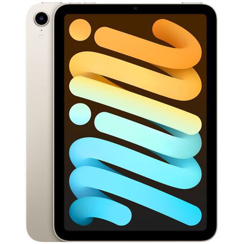 "Apple iPad mini 8.3"" 256GB with Wi-Fi - Starlight"