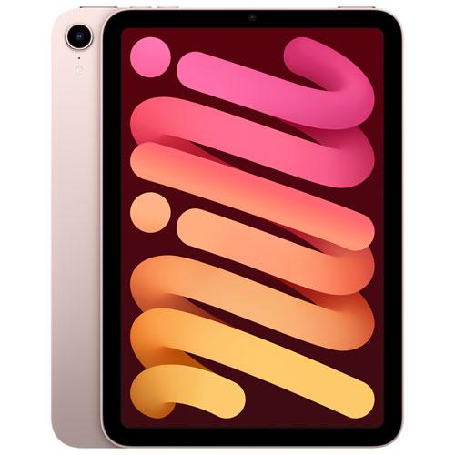 """Apple iPad mini 8.3"""" 64GB with Wi-Fi - Pink"""