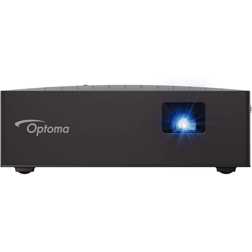 Optoma Mini Projector Portable LED Cinema in Your Pocket | 4.5 Hour Built-in Battery | DLP Projector with Amazing Colors