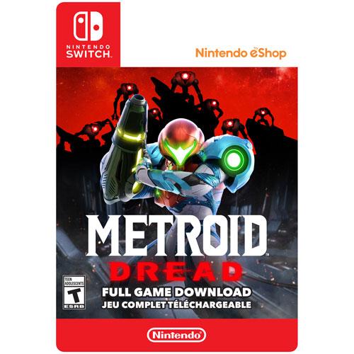 Metroid Dread - Digital Download