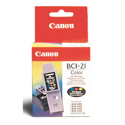 Canon Colour Ink (BCI-21)