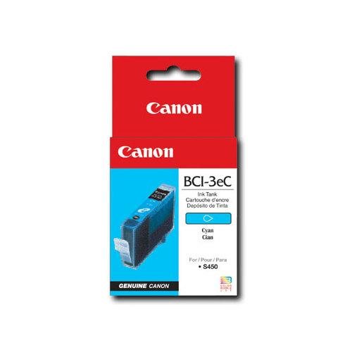 Cartouche d'encre cyan BCI-3EC de Canon