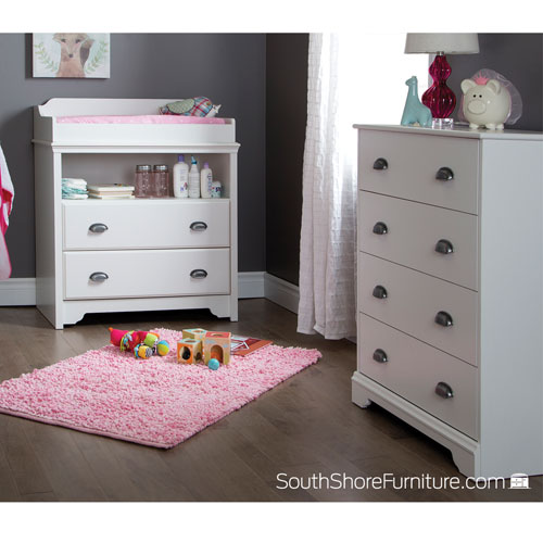 Save up to 25% on select Nursery Furniture from South Shore at Best Buy Canada! (Valid 04/14 – 04/20)